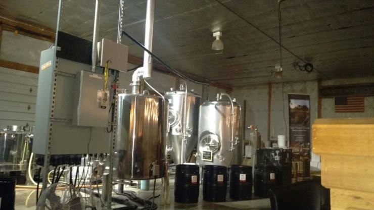 Fenton Winery and Brewery. Photo courtesy of Katie Nicpon