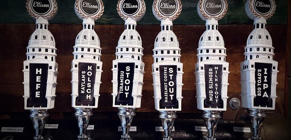 Ellison Brewery + Spirits Brings Experience To East Lansing