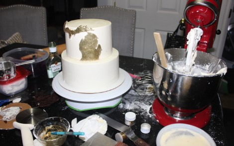 2016 Michigan Birthday Bake Off Runner-up: Marielos Chan of Kanarella's Creations