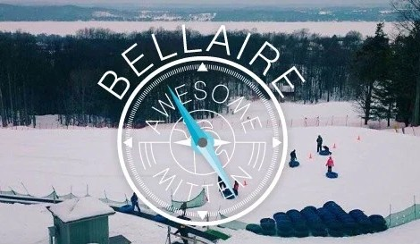 A Winter #MittenTrip: Bellaire, Michigan