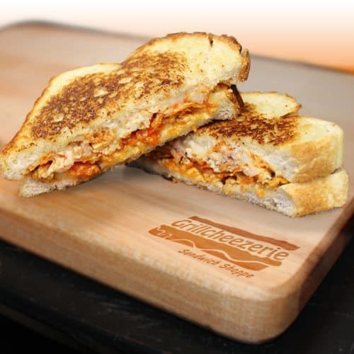 This Ann Arbor eatery specializes in different and unique varieties of grilled cheeses. Photo courtesy of Grillcheezerie Sandwich Shoppe.