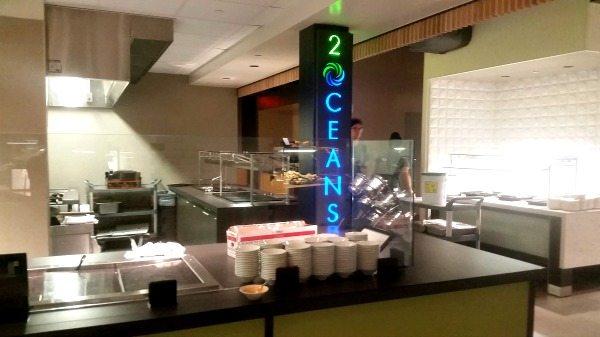 Dining Station at U-M