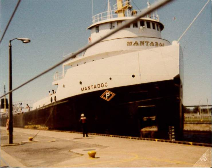 Soo Locks Circa 1982 | Photo Courtesy of Rebecca Calkins