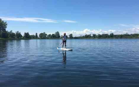 Surrounded By Outdoor Adventures In Ludington Park – Escanaba #MittenTrip