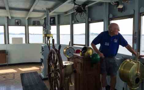 Cruising Back to the 1940s on the S.S. Milwaukee Clipper – #MittenTrip Muskegon