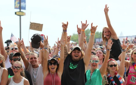 Michigan's Party of the Summer: Faster Horses Festival