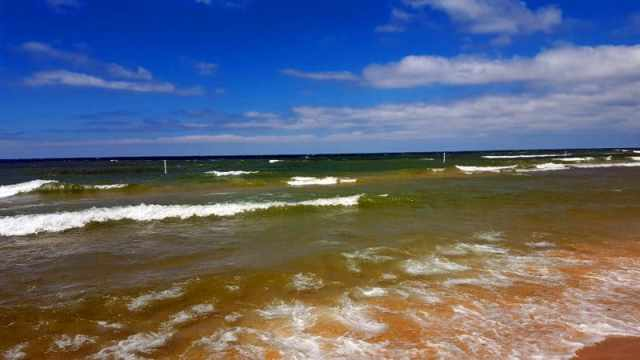 Lake Michigan Beaches Worth a Look on the West Side - North Beach Park, Ferrysburg, Grand Haven