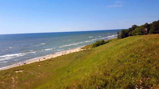 Lake Michigan Beaches Worth a Look on the West Side - Tunnel Park, Holland