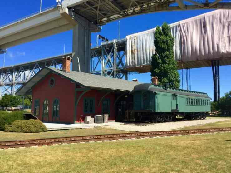 Thomas Edison Depot Museum, Port Huron - Joel Heckaman - The Awesome Mitten