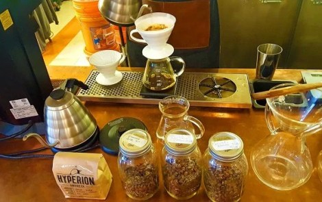10 Michigan Coffee Shops Worth Trying