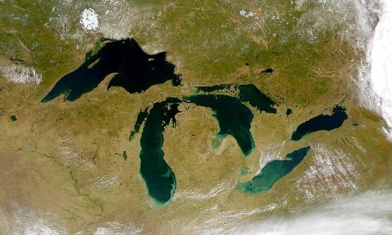 Dear Michigan: A Letter to Michigan in the Winter