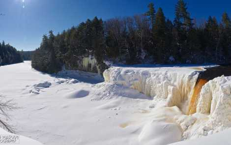 3 Scenic Winter Drives For The Michigan Adventurer