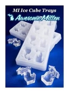 michigan ice cube tray