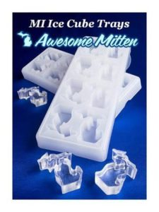 michigan ice cube tray