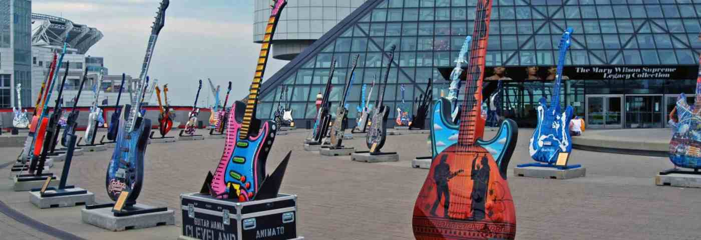 10 Rock & Roll Hall Of Fame Michiganders