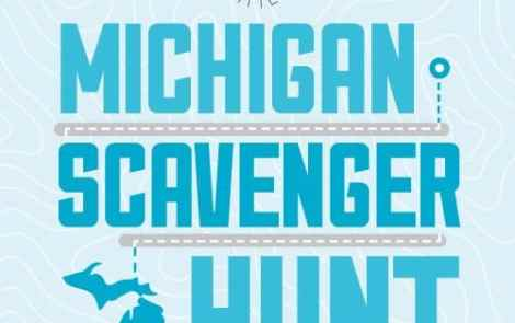 Michigan's Birthday Scavenger Hunt