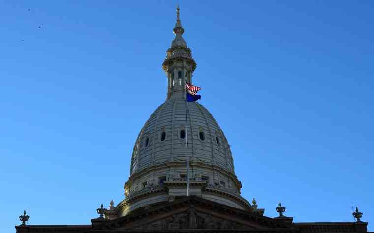 Capitol Building | The Awesome Mitten