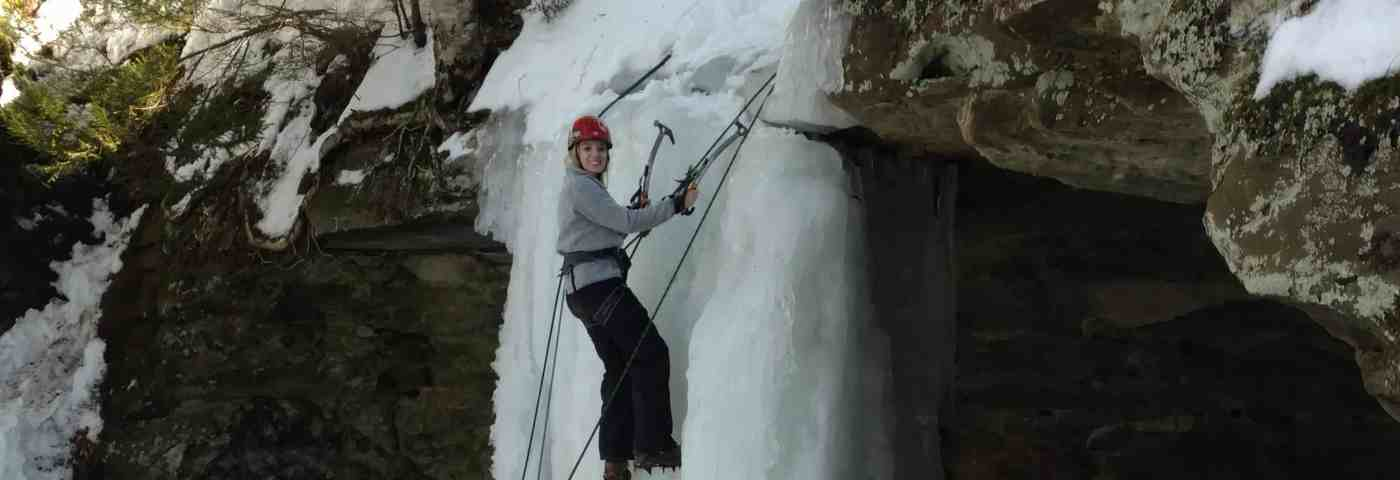 Natural Beauty And Winter Fun Abound In Munising
