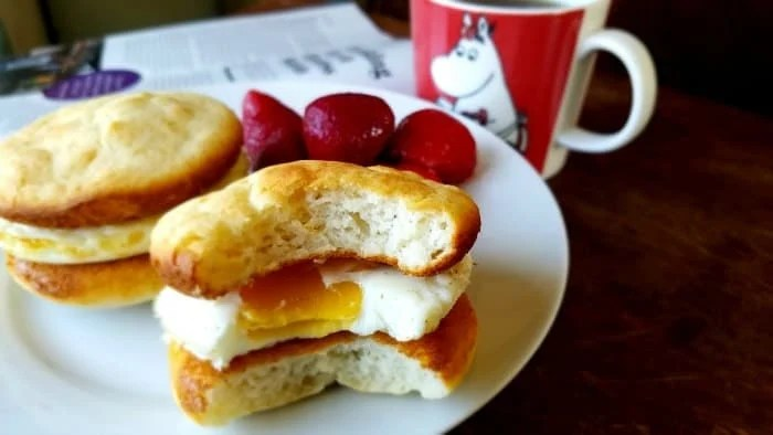 Egg Month - The Awesome Mitten