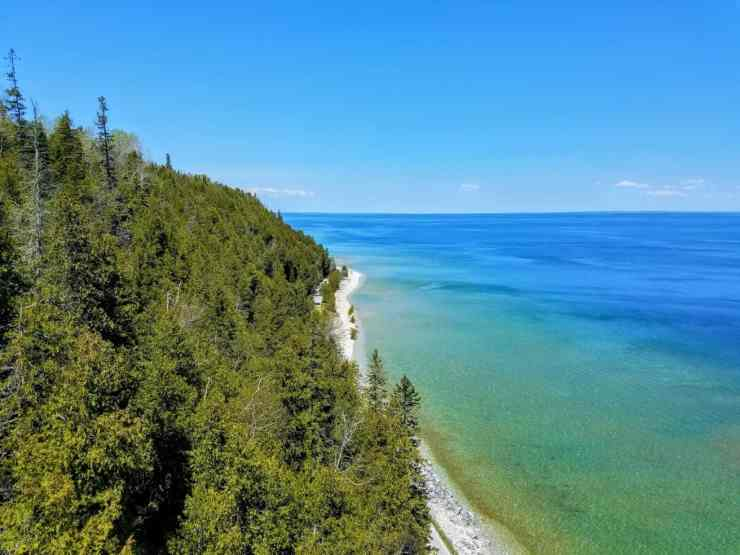 Island Hopping With Great Lake Air - The Awesome Mitten