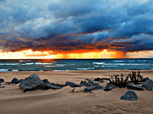 5 Spectacular Places To Watch A Michigan Sunset