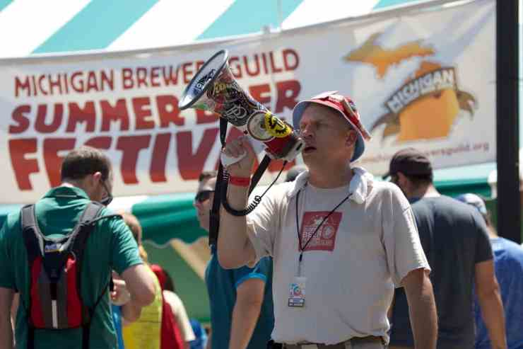 20th Anniversary of the Michigan Beer Festival - The Awesome Mitten