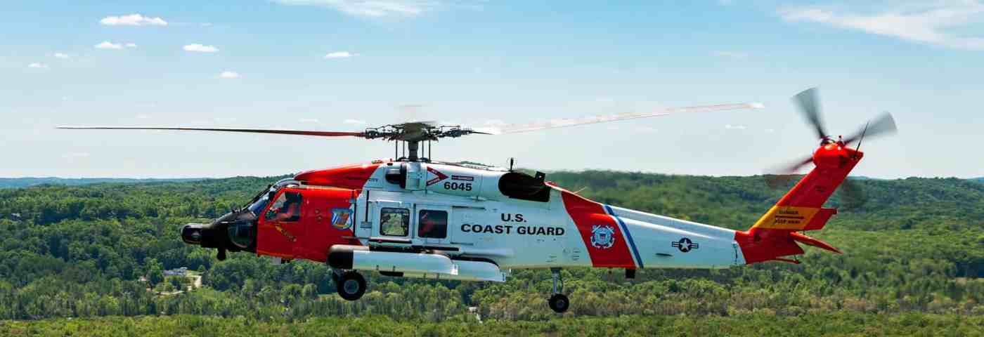 A Season Of Change For Coast Guard Air Station Traverse City