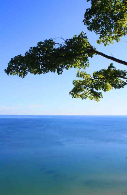 A tranquil view of Lake Superior. Photo courtesy of Samantha Ward - The Awesome Mitten