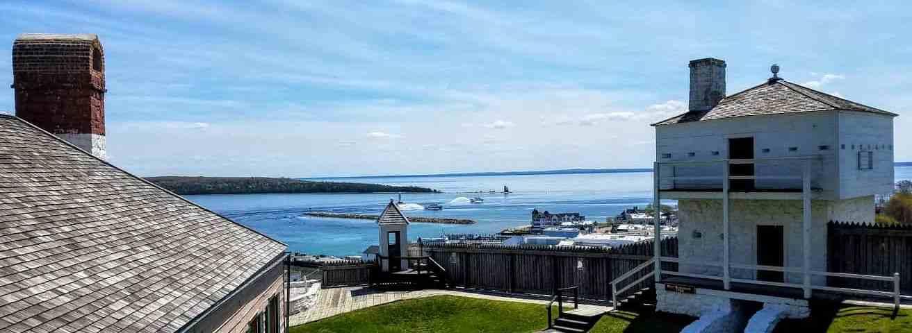 Fort Mackinac: Michigan's Former Gateway