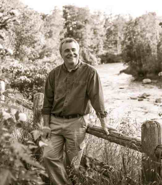 Author Jerry Dennis - The Awesome Mitten
