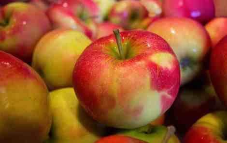 Only Use Michigan Apples For These Recipes