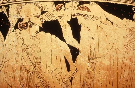 Image result for ancient greek helen vase