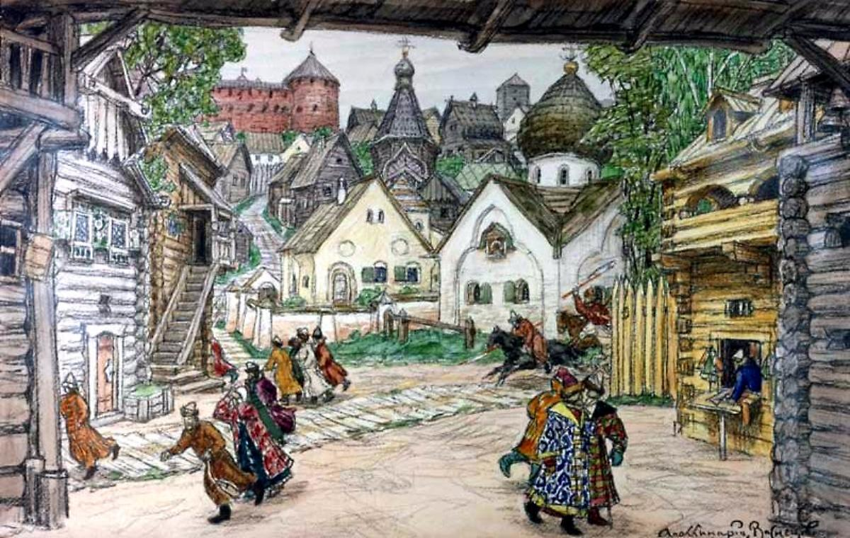 Ivan The Terrible And His Secret Police