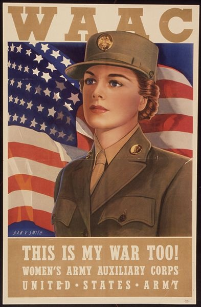 Women S Army Auxiliary Corps Waac