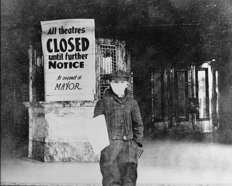 Theater Closure Notice