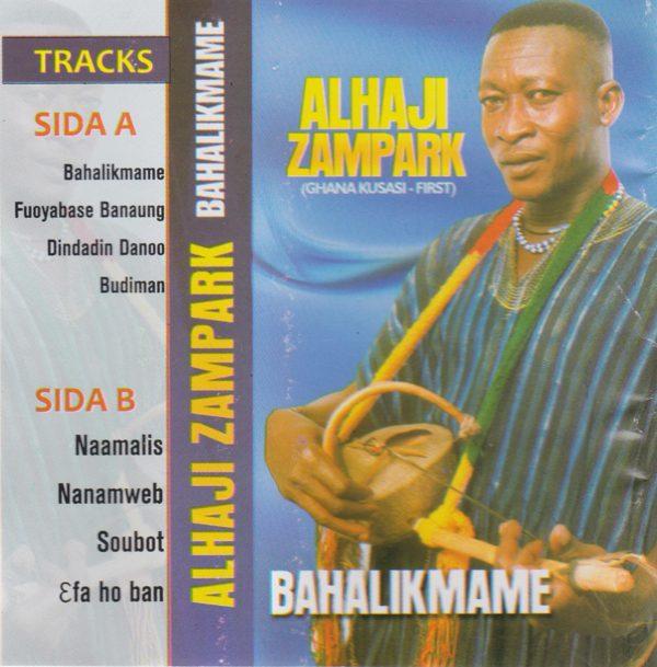 Alhaji Zampark from Ghana
