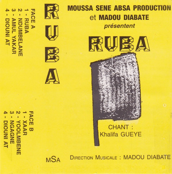 Khalifa Gueye's Senegalese mbalax jazz