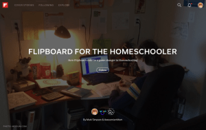 FlipboardHomeschool