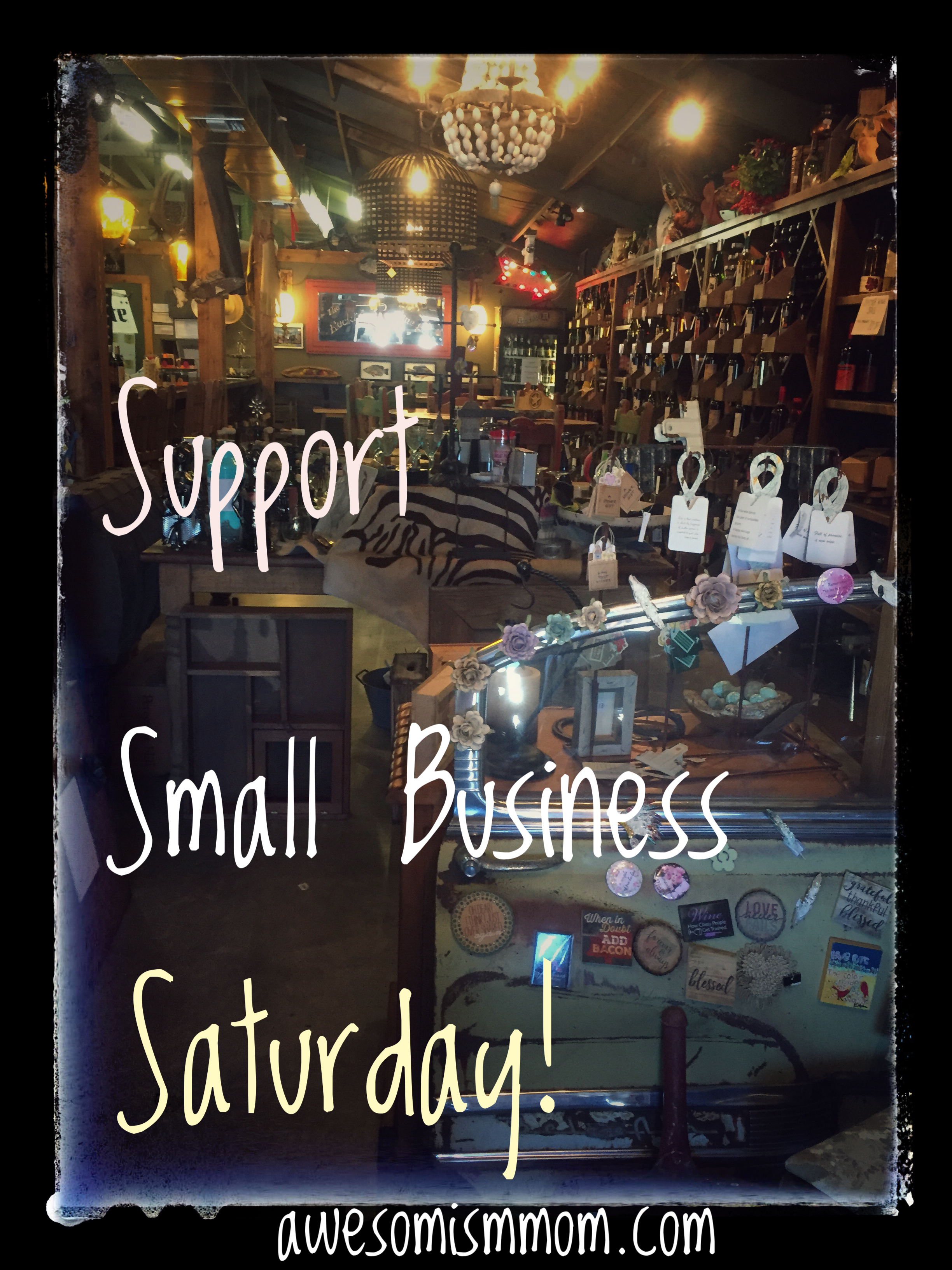 Our Small Business Saturday