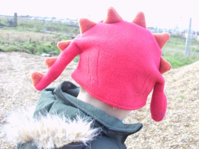 Dino Hat Tutorial