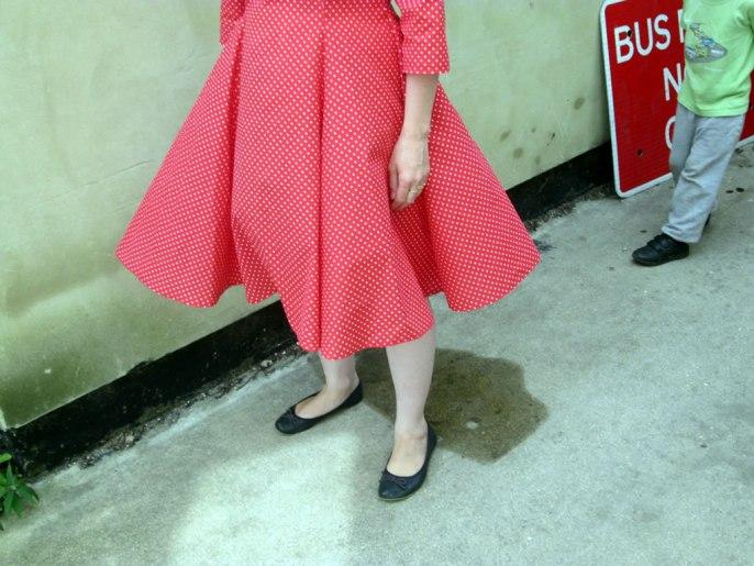 Sew La Di Da Sweetheart Dress