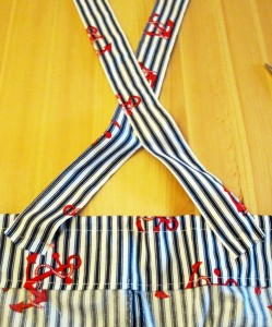 toddler dungarees without a pattern