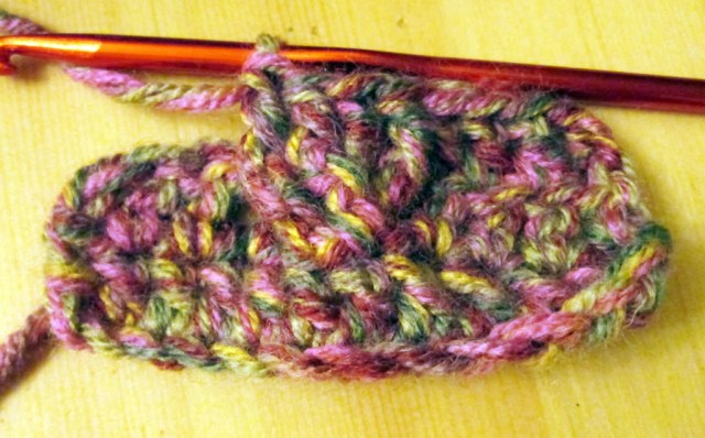 how to crochet cable stitch crocheted phone cosy