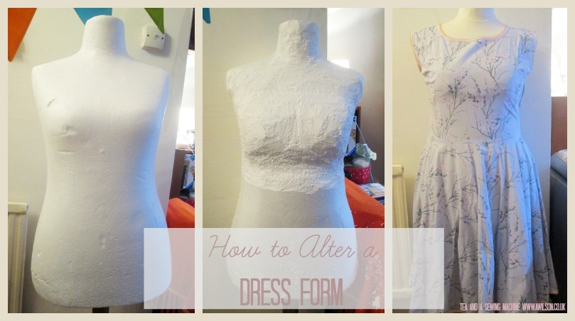 how to alter dress form tailors dummy mannequin
