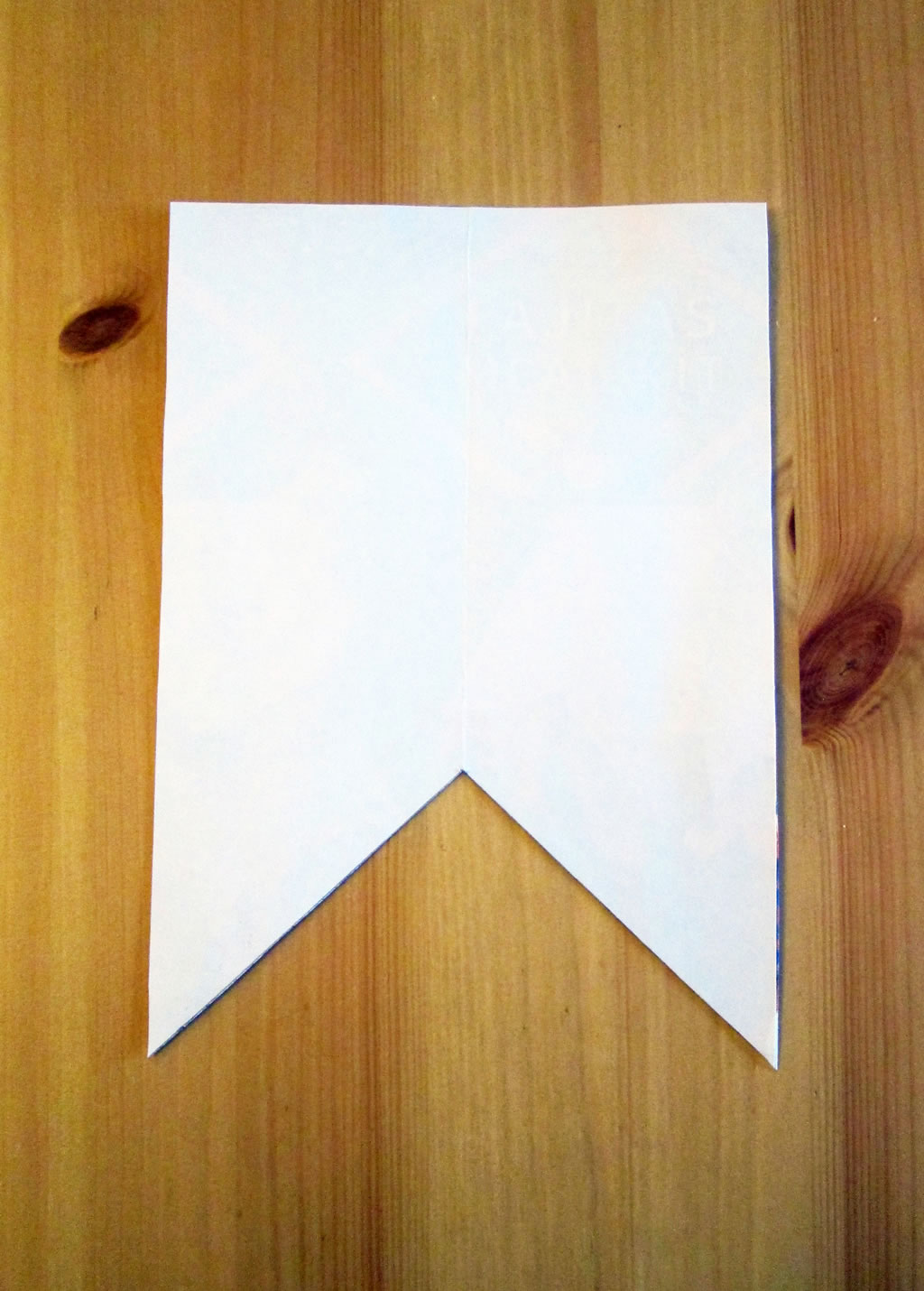 how to make paper bunting. Black Bedroom Furniture Sets. Home Design Ideas
