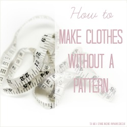 clothes without a pattern square