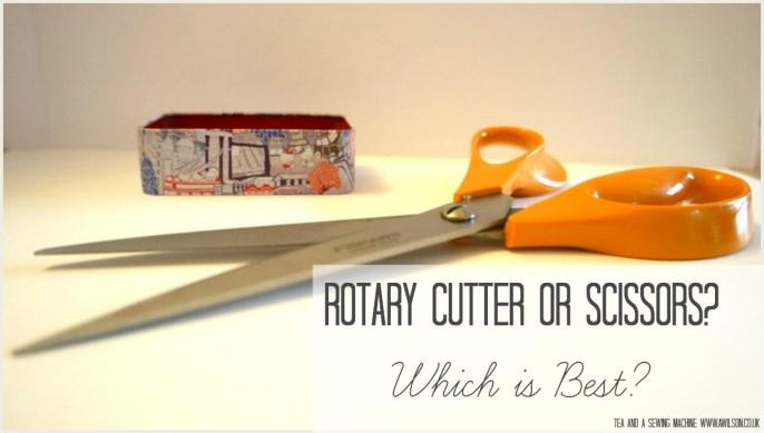 Rotary Cutter Or Scissors?