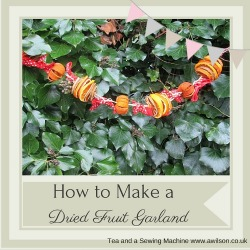 how to make a dried citrus fruit wreath