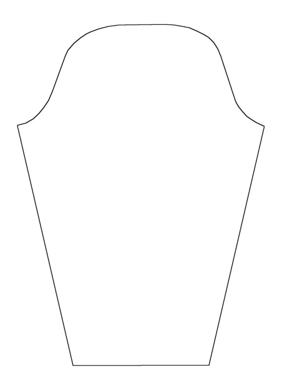 how to draft a sleeve pattern piece