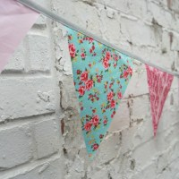 Easiest Bunting Tutorial Ever